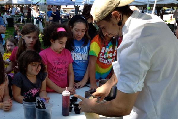 WFM programs food Demo