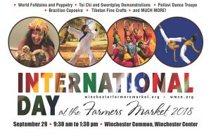 International Day at the Market