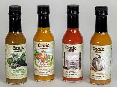 Craic Sauces