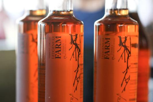 ledgenear farm maple syrup