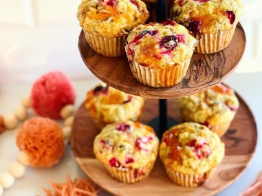 muffins from Sweets Bakery